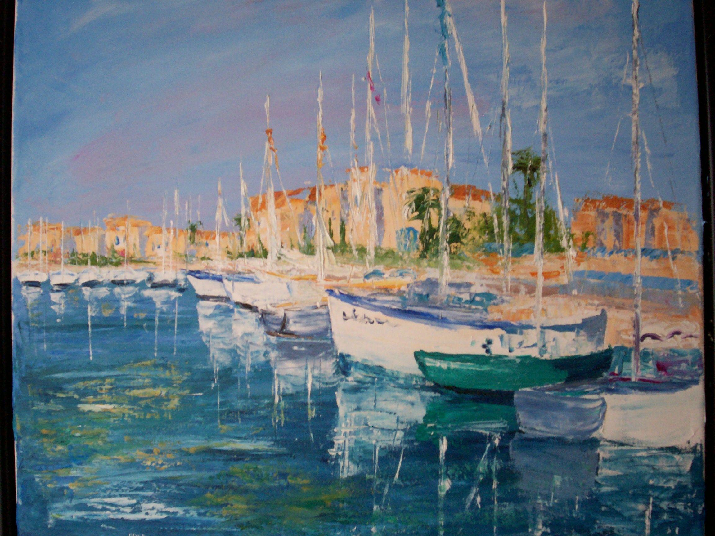 Atelier bleu indigo - Office tourisme port leucate ...